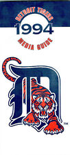 1994 DETROIT TIGERS MEDIA GUIDE ~~ NEW ~~ NEVER OPENED