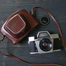 KIEV-10 Automat Vintage Camera Soviet Union Lens: Helios-81.