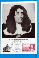 FRANCE CPA   Carte Postale Maximum LOUIS LE VAU Yt 1623 C