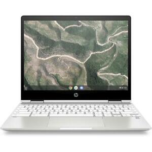 AS NEW HP Chromebook x360 12B (Intel N5000, 8GB RAM, 64GB eMMC, Touch Screen)