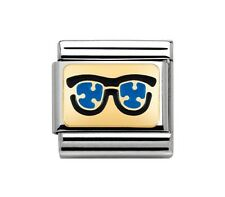 Nomination CHARM Azul Gafas