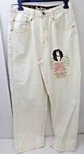 MENS PEPE JEANS  SIZE 32 Embroidered