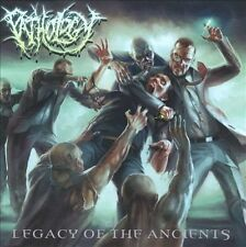 Legacy of the Ancients by Pathology (CD, Jul-2010, Victory)