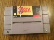 The Legend of Zelda: A Link to the Past (Super Nintendo, 1992) SNES