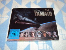 Space Battleship Yamato (Limited Special Steelbook Edition) [Blu-ray] NEU OVP