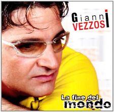 GIANNI VEZZOSI - LA FINE DEL MONDO - CD