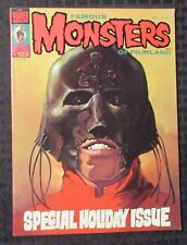 1976 FAMOUS MONSTERS Horror Magazine #123 FN- 5.5 Special Holiday Issue