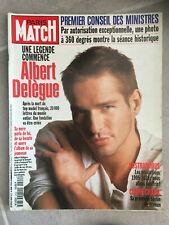 PARIS MATCH N°2402 du 8 juin 1995 / La mort de Albert Delègue   K53