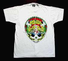 Grateful Dead Shirt T Shirt Vintage 1992 Nude Woman Marijuana Ohio Buckeye L New