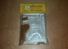 Medallion Models MM 10 P-40n conversion resin kit 1:48 scale New old stock NOS