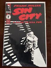 Frank Miller - Sin City #1 of 6 (1993, Dark Horse) - Nm