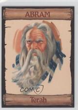 1989 re-Ed Bible Cards Abram #1 Terah Non-Sports Card 0q3