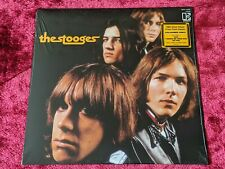 The Stooges Self Titled S/T Black Clear Swirl Coloured Vinyl 2016 Europe Press