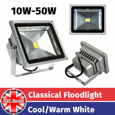 LED Floodlight 10/20/30/40/50/80W Waterproof Warm/ Cool white Security Outdoor