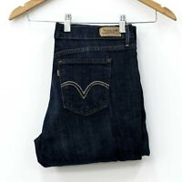 Levi's 515 Bootcut Lights Out Damen dunkelblau Jeans 30/32
