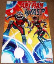Ant-Man & The wasp MARVEL PROMO POSTER 2018 Inutilisé