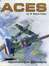 21154/ Squadron Signal - ACES - vol 1 - TOPP HEFT