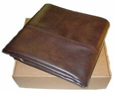 Imperial Brown Pool Table Cover 8 ft Fitted Leatherette w/ FREE Shipping