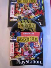 Wreckin Crew usado (PlayStation 1+2)