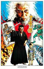 Lone Wolf and Cub / Shogun Assassin,samurai poster #2: The Assassin's Road