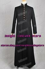 The Matrix Cosplay Neo Black Trench Coat Costume Suit * Good Quality Tailor Made