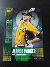 Jarrod Parker-2013 Topps Baseball-Chasing the Dream-nrmt/mt/8-no.CD21-As