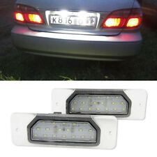 LED License Plate Light for Infiniti FX35/45 2003-2008 S50/Q45 Number Plate Lamp