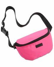 BNEW DKNY Nylon Neon Belt Bag, Pink