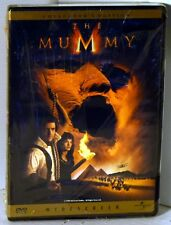 The Mummy (DVD, 1999, Collectors Edition) New FREE SHIPPING !!!
