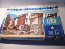 Vintage Blue Ribbon Jigsaw Puzzle A Classical Terrace 1200 Pieces Tower Press