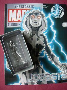 Jocasta #119 Classic Marvel Figurine Collection Figure & Mag Eaglemoss VFN