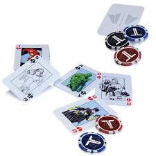 DC Comics Justice League Starter Poker Set UK Seller