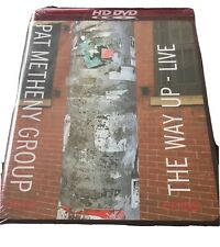 PAT METHENY GROUP LIVE! :The Way Up - HD-DVD - New & Sealed