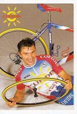 CYCLISME carte cycliste DAVID LEFEVRE équipe COFIDIS 2000