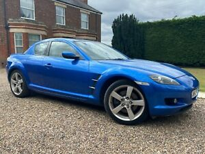 Mazda Rx8 192 in Winning blue (low mileage 31k)