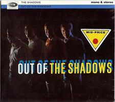 THE SHADOWS - OUT OF THE SHADOWS IMONO & STEREO)   CD 1999  EMI  DIGIPACK