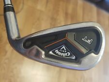 CALLAWAY FT 6 IRON, NS PRO NIPPON 1100 UNIFLEX STEEL SHAFT, RIGHT HANDED
