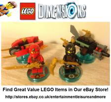 Original LEGO Dimensions Cole & Kai Ninjago Team Pack 71207 - PREMIUM SELLER -