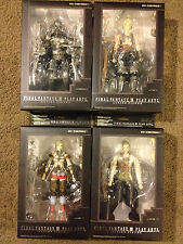 FINAL FANTASY XII 12 VAAN ASHE BALTHIER GABRANTH FIGURES PLAY ARTS SQUARE ENIX