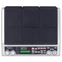 ROLAND SPD-S SAMPLING PAD SAMPLER DRUM MACHINE + 512MB MEMORY CARD 20 30 SX
