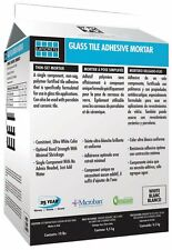 Laticrete Glass Tile Adhesive Mortar 25 lb. White - # 0285-0025-22