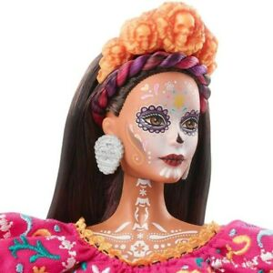 NEW Barbie Signature 2021 Dia De Muertos Doll - Day Of The Dead from Mr Toys