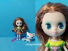 Littlest Pet Shop Blythe Doll Pet Lot Fashions & Treats Boutique #224 Pet