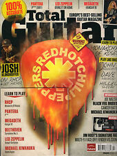 NEW! TOTAL GUITAR 229 July 2012 Learn to Play Monarchy of Roses Pantera TAB CD