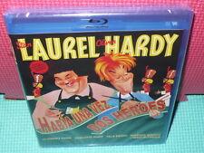HABIA UNA VEZ DOS HEROES - LAUREL Y HARDY  -  BLU-RAY -
