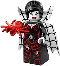 Lego 71010 Spider Lady Sealed Collectible Minifigures Series 14 Cmf vampire