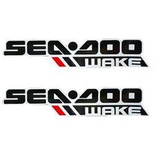 Sea Doo Boat Decals 219903605   Wake Series 30 x 5 7/8 Inch (Pair)