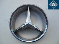 EARLY Mercedes R107 Solid Metal Chrome Grille Star 1078800186 350SL 280SL 107502