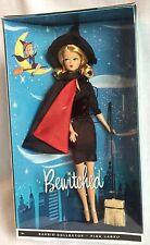Barbie Bewitched Samantha Doll New in Orig Pkg Collector Pink Label 2010 Mattel