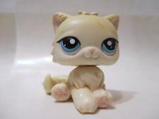 Littlest Pet Shop Cat Persian Cream 428 Authentic Blemished As Shown